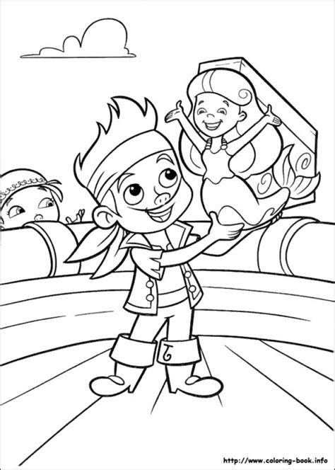 disney coloring pages jake and the neverland pirates get this disney jake and the neverland pirates coloring