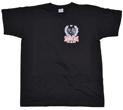 Tshirt Skinhead t shirt oi skinheads proud and k37 skinhead shop