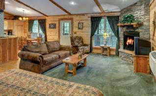 lake forest luxury log cabins eureka springs arkansas