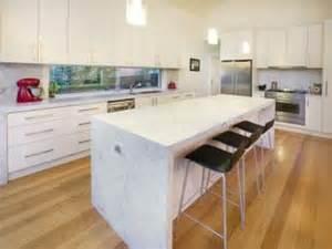 Kitchen Bench Designs by U Shaped Kitchen Designs With Island Bench