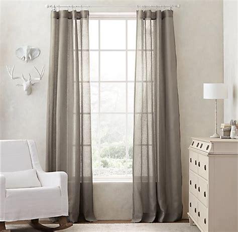 belgian linen drapery panels sheer belgian linen drapery panel