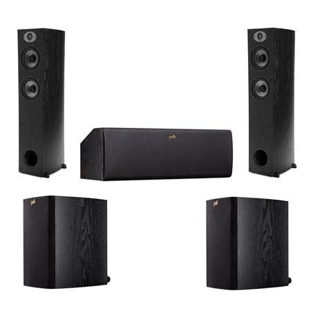 polk audio tsx 5 speaker bundle 425 99 at adorama