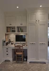 kitchen built in cabinets best 25 kitchen desks ideas on kitchen office