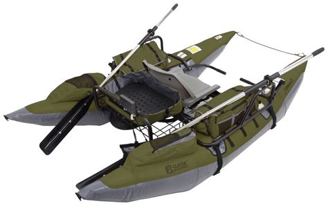 hunting pontoon boat classic accessories 9 pontoon boat with transport wheel