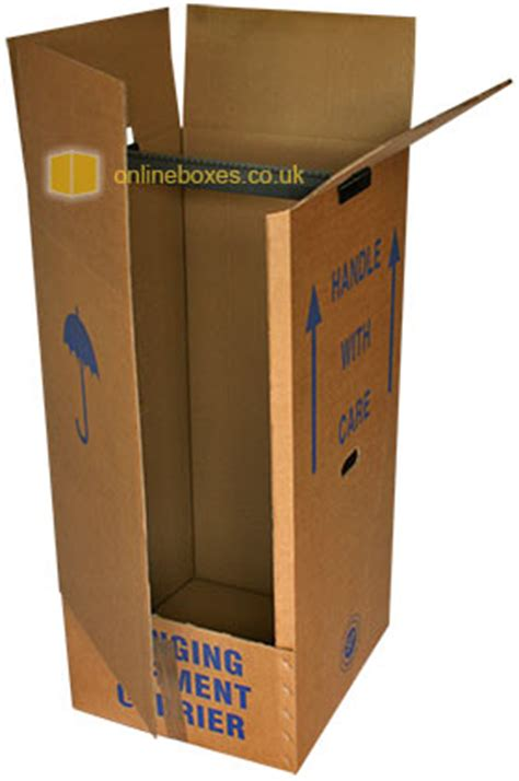 wardrobe in a box wardrobe boxes cardboard removal wardrobes for moving