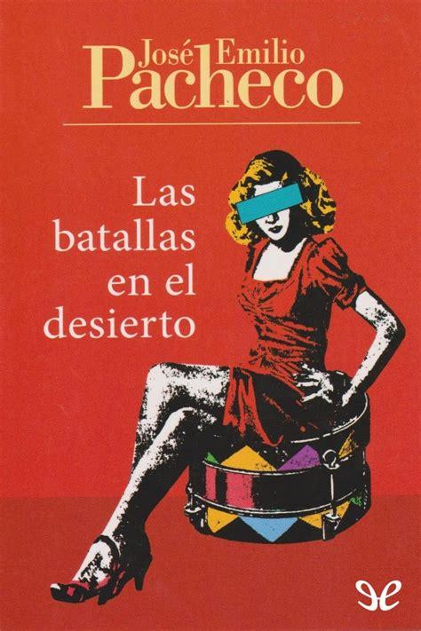 libro las batallas en el libros de jos 233 emilio pacheco en pdf libros gratis
