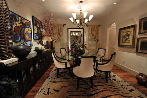 Eclectic Traditional Dining Room Eclectic Interior Design Phillips Traditional Dining