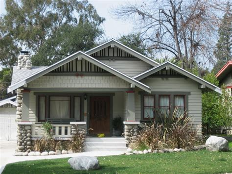craftsman bungalow style l a places bungalow heaven