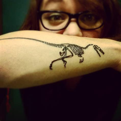 velociraptor tattoo velociraptor d