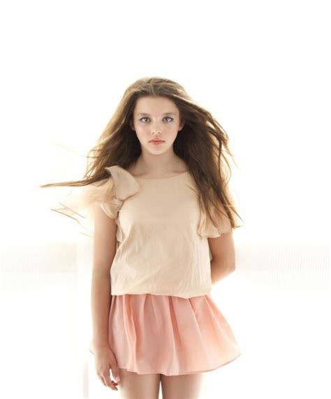 pinterest tween girl models beautiful tween girl model in pale peach and pink tween