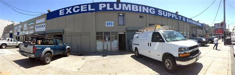 Plumbing Supply Fl by Excel Plumbing Supply Showroom 18 Photos Kitchen Bath Mission San Francisco Ca