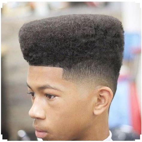 african high fade high top fade short natural hairstyles pinterest