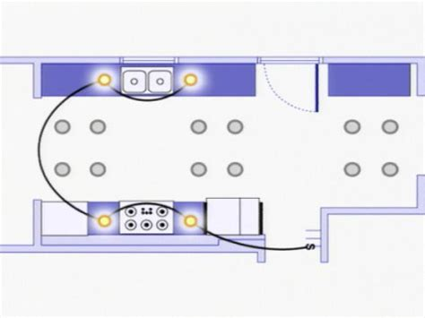 image gallery led ceiling lights diagram