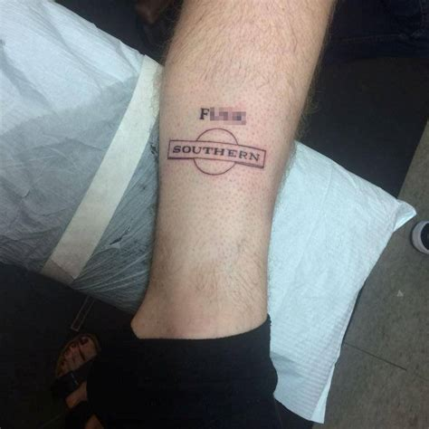 tattoo prices uk 2015 hate uk rail travel not as much as this guy who got a f