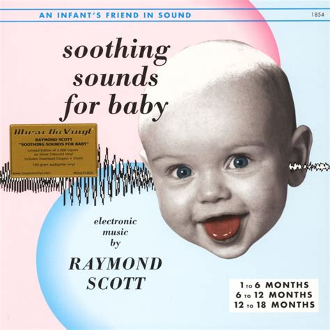 raymond scott soothing sounds for baby volume 1 2 3
