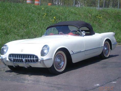 chevrolet corvette danville 1954 chevrolet corvette for sale carsforsale