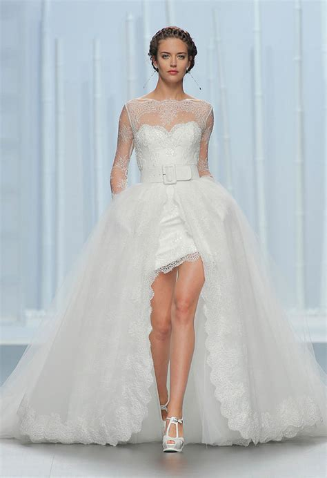 Modern Wedding Dresses by Gorgeous Modern Wedding Dresses From Rosa Clar 225 Green