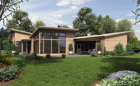 modern ranch house 10 ranch house plans with a modern feel
