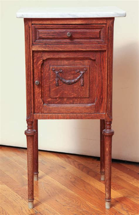 marble top dresser bedroom set archives stirkitchenstore com marble top oak night stand for sale at 1stdibs