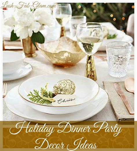 theme ideas for dinner lush fab glam blogazine themed dinner decor