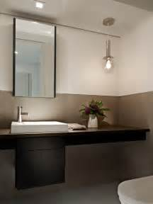 Contemporary Powder Room Gallery For Gt Modern Powder Room Designs