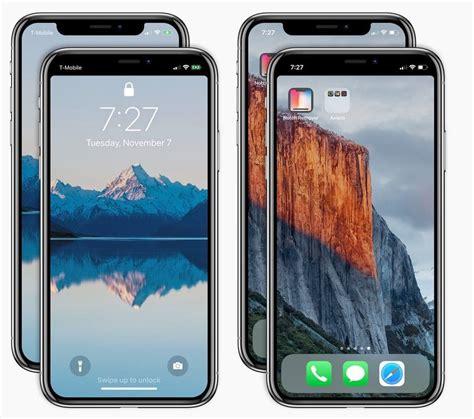 apple approuve une application qui permet de 171 supprimer 187 l encoche de l iphone x iphoneaddict fr