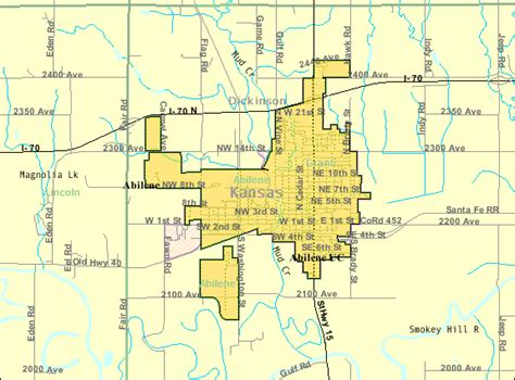 abilene map usa file detailed map of abilene kansas png wikimedia commons