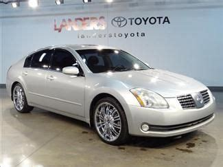 nissan maxima skyview find used 2006 nissan maxima 3 5 se cloth interior skyview
