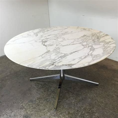 Marble Conference Table Carrara Marble Dining Conference Table By Florence Knoll At 1stdibs