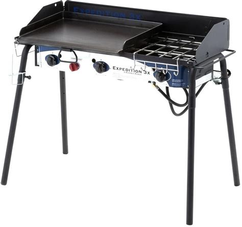 Outdoor Cooktop Propane by Expedition 3x 3 Burner Propane Gas Stove Outdoor Kitchen