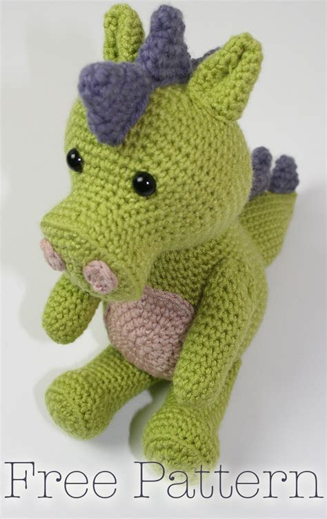 Free Knitting Pattern For Toothless Dragon