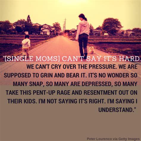 single parent quotes tumblr