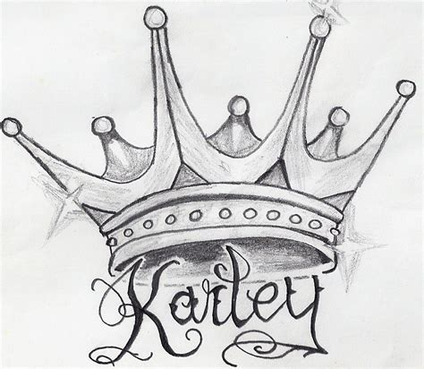kings crown tattoo designs king crown outlines gallery