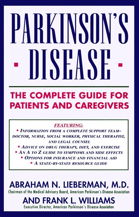cannabis a guide for patients practitioners and caregivers books parkinson s disease book by abraham n lieberman