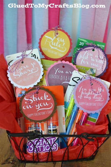 valentines ideas for teachers gift idea free printable