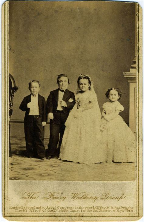 Tom Wedding Spectacle by Cdv Of Quot The Wedding Quot By Photograph Tom Thumb