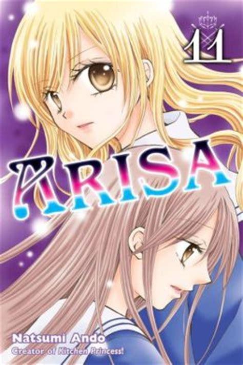 Arisa Lengkap By Natsumi Ando arisa 11 by natsumi ando 9781612622521 paperback barnes noble