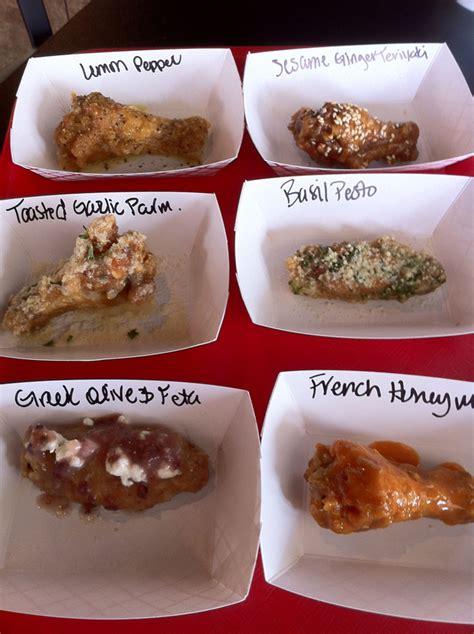 Review Of 19 Different Unique Wing Flavors St Louis