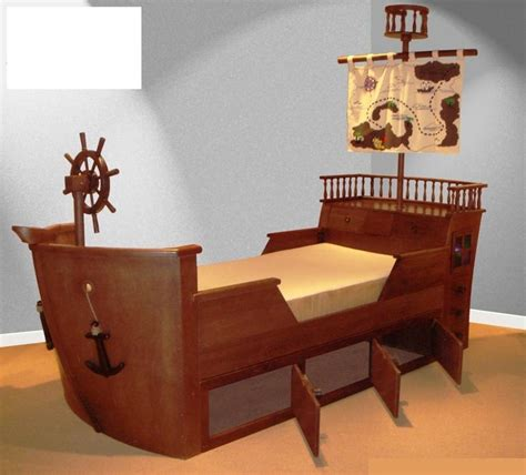 ship bed pirate ship beds in 12 realistic designs rilane