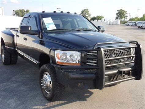how does a cars engine work 2006 dodge dakota club electronic throttle control buy used 2006 dodge 3500 4x4 slt 6speed crewcab no reserve 5 9 diesel engine no reserve in