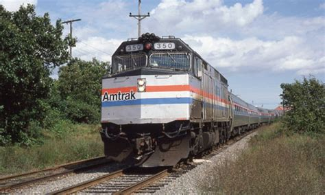 amtrak cape cod amtrak cape codder at buzzards bay ma august 1986