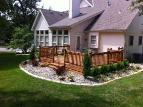 triyae com backyard landscaping ideas with deck