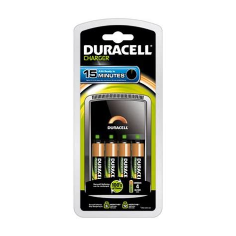 15 minute battery charger duracell 15 minute charger 4 aa batteries jessops