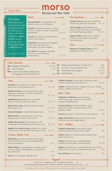 menu layout ideas restaurant 40 best images about restaurant menu ideas on pinterest