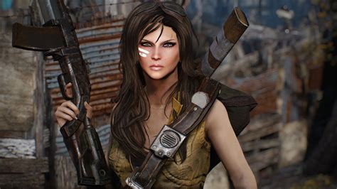 fallout 4 character mods female fallout 4 ps4 mods are now available youtube