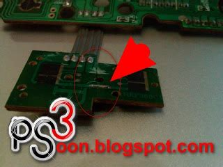 Papan Pcb Stik Stick Ps2 bagaimana memperbaiki pcb stik yang patah