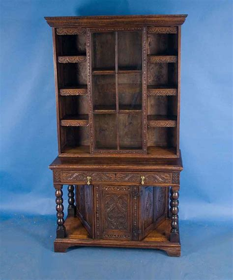 vintage bookcases for sale antique carved oak bookcase cabinet for sale antiques