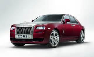 Roll Royce Ghost 2014 Geneva 2014 Rolls Royce Ghost Series Ii