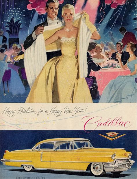 list of celebrities in new cadillac commercials 50 beautiful vintage ads showcase 2017