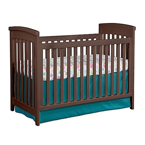 bed bath and beyond westwood imagio baby by westwood design midtown cottage crib in chocolate mist bed bath beyond